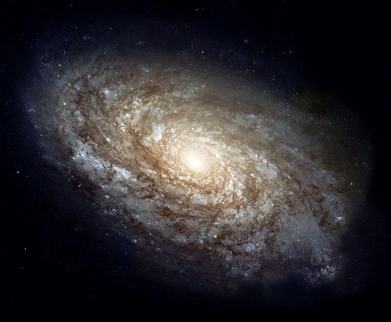 渦巻銀河(NGC_4414)